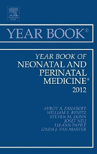 Cover image for Year Book of Neonatal and Perinatal Medicine 2012