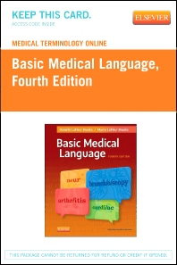 Medical Terminology Online for Basic Medical Language (Access Code)