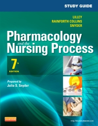Cover image for Study Guide for Pharmacology and the Nursing Process