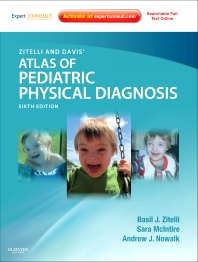 Cover image for Zitelli and Davis' Atlas of Pediatric Physical Diagnosis E-Book