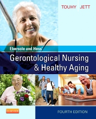 Cover image for Ebersole and Hess' Gerontological Nursing & Healthy Aging