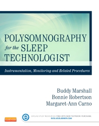 Cover image for Polysomnography for the Sleep Technologist