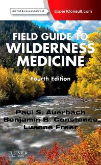 Cover image for Field Guide to Wilderness Medicine