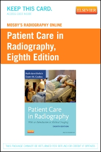 Mosby's Radiography Online for Patient Care in Radiography (Access Code)