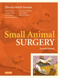 Small Animal Surgery, 4th Edition,Theresa Fossum,ISBN9780323100793