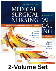 Cover image for Medical-Surgical Nursing - 2-Volume Set