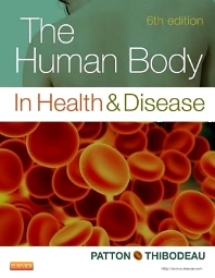 Cover image for The Human Body in Health & Disease - Softcover