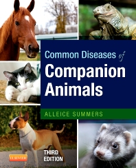 Cover image for Common Diseases of Companion Animals