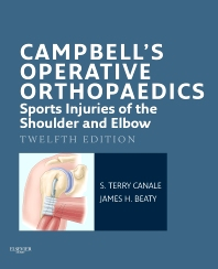 Cover image for Campbell's Operative Orthopaedics: Sports Injuries of the Shoulder and Elbow E-Book