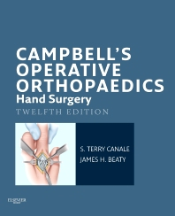 Cover image for Campbell's Operative Orthopaedics: Hand Surgery E-Book