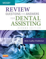 Cover image for Review Questions and Answers for Dental Assisting