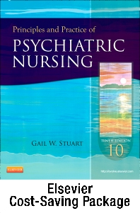 Cover image for Principles and Practice of Psychiatric Nursing - Text and Virtual Clinical Excursions 3.0 Package