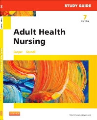 Cover image for Study Guide for Adult Health Nursing