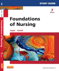 Cover image for Study Guide for Foundations of Nursing