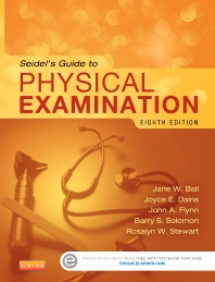 Cover image for Seidel's Guide to Physical Examination