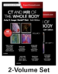 Cover image for CT and MRI of the Whole Body, 2-Volume Set