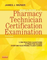 Cover image for Mosby's Review for the Pharmacy Technician Certification Examination