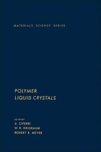 9780323152310 - Polymer Liquid Crystals - كتاب