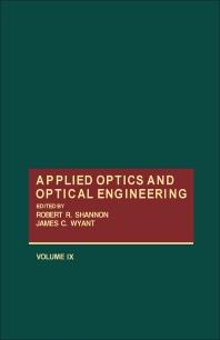 9780323152365 - Applied Optics and Optical Engineering V9 - كتاب
