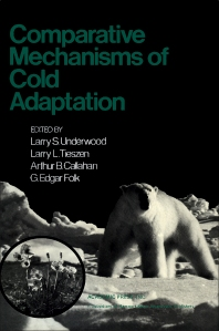 9780323152617 - Comparative Mechanisms of Cold Adaptation - كتاب