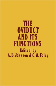 9780323152662 - The oviduct and its functions - Book
