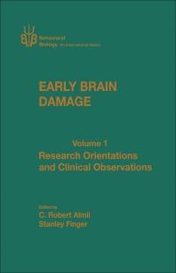 9780323152716 - Early Brain Damage V1 - كتاب