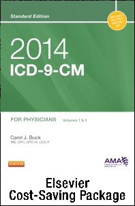 2014 ICD-9-CM for Physicians, Volumes 1 & 2 Standard Edition with CPT 2013 Standard Edition Package