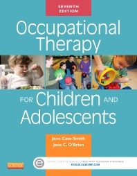 Cover image for Occupational Therapy for Children and Adolescents