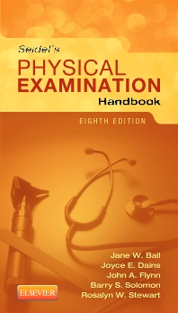 Cover image for Seidel's Physical Examination Handbook