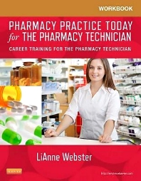 Cover image for Workbook for Pharmacy Practice Today for the Pharmacy Technician