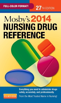 Cover image for Mosby's 2014 Nursing Drug Reference