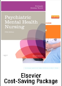 Cover image for Psychiatric Mental Health Nursing - Text and Simulation Learning System Package