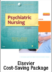 Psychiatric Nursing - Text and Simulation Learning System Package