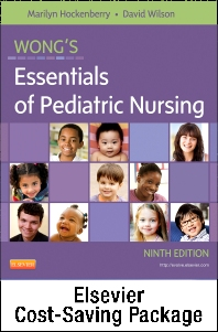 Wong's Essentials of Pediatric Nursing - Text and Simulation Learning System Package - 9th Edition - ISBN: 9780323172165