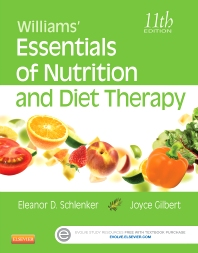 Cover image for Williams' Essentials of Nutrition and Diet Therapy