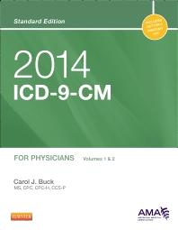2014 ICD-9-CM for Physicians, Volumes 1 and 2, Standard Edition