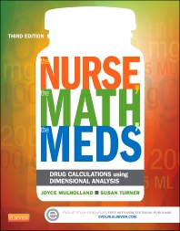 Cover image for The Nurse, The Math, The Meds