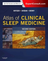 Cover image for Atlas of Clinical Sleep Medicine