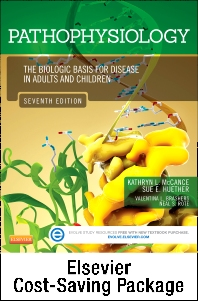 Pathophysiology Online for Pathophysiology (Access Code and Textbook Package) - 7th Edition - ISBN: 9780323187350