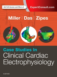 Cover image for Case Studies in Clinical Cardiac Electrophysiology