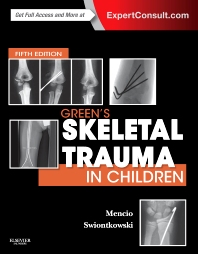 Green's Skeletal Trauma in Children - 5th Edition - ISBN: 9780323187732, 9780323314718
