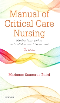 Cover image for Manual of Critical Care Nursing