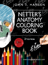 Netter's Anatomy Coloring Book - 2nd Edition - ISBN: 9780323187985, 9780323314305