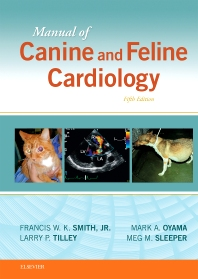 Cover image for Manual of Canine and Feline Cardiology
