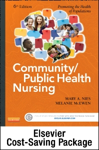 Cover image for Community/Public Health Nursing Online for Nies and McEwen: Community/Public Health Nursing (Access Code and Textbook Package)