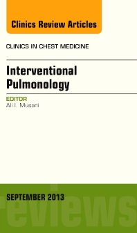 Cover image for Interventional Pulmonology, An Issue of Clinics in Chest Medicine