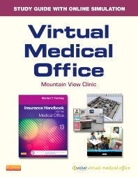 Virtual Medical Office for Insurance Handbook for the Medical Office (Access Code)