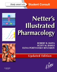 Cover image for Netter's Illustrated Pharmacology Updated Edition