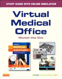 Virtual Medical Office for Kinn's The Medical Assistant (Access Code)