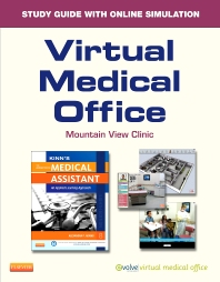Virtual Medical Office for Kinn's The Administrative Medical Assistant (Access Code)